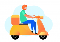 Need Urgent Delivery Boy Required for Serampore Location !!! Flipkart Company
